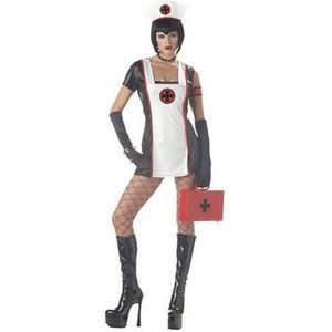 Deadly Dose Wicked Nurse Halloween Costume NWT